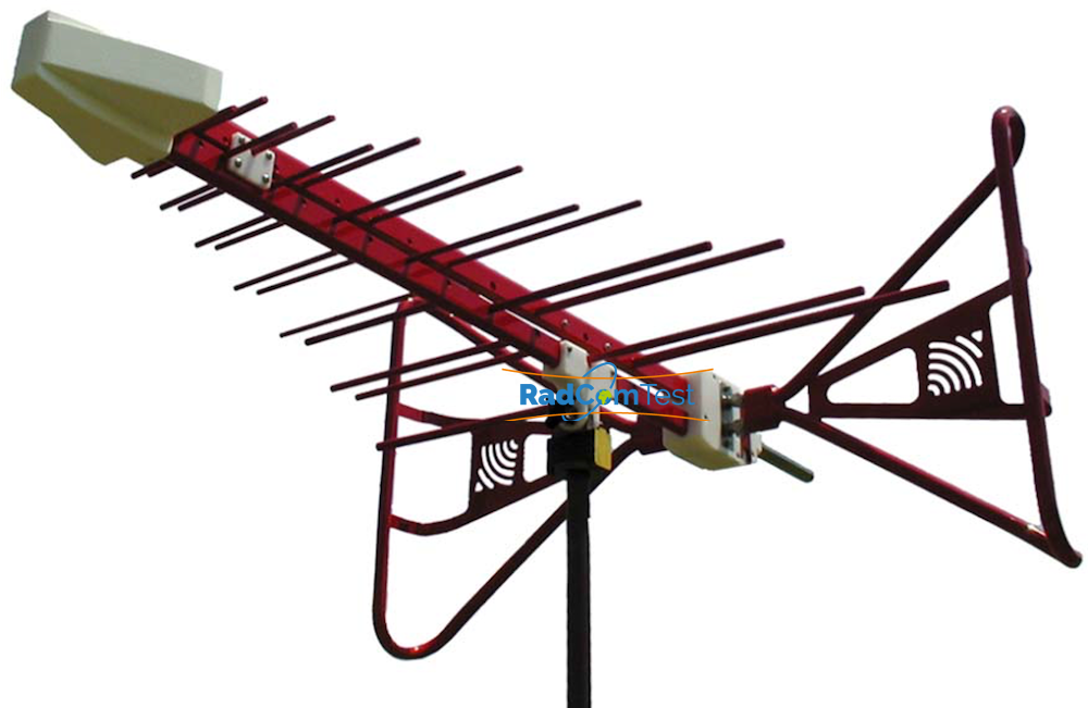 EMC testinde kullanılan Bilog Anten